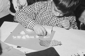 munari laboratori tattili  Associazione Bruno Munari